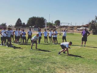Bulldog Football Camp