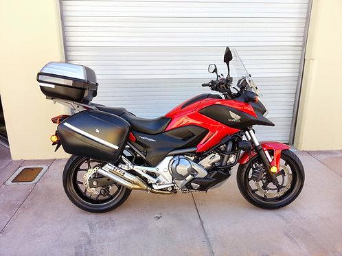 2013 HONDA NC700 MOTORCYCLE