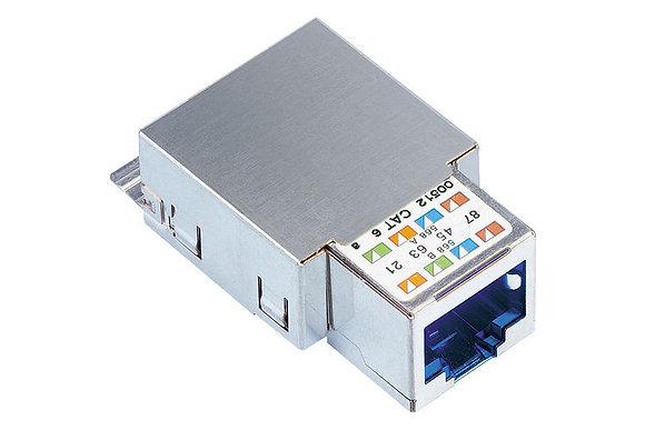 Connection Module Cat6, 1xRJ45/s, Flap Jack - P/N 305764 / Matrix Global Networks