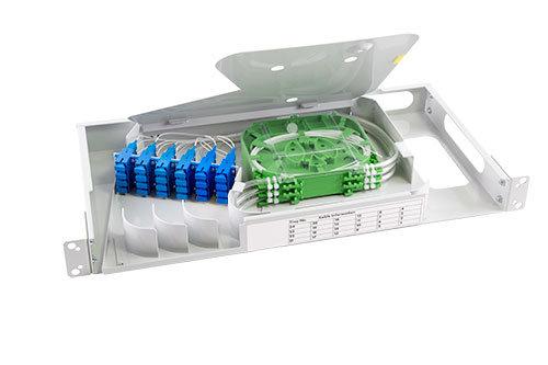 1U Fibre Craft Tray / Matrix Global Networks