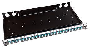 Fibre Optic Sliding Patch Panel System Sliding Panel Base