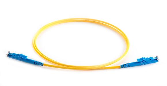 OS2 9/125 E2000-SC Simplex Fibre Optic Patchcord