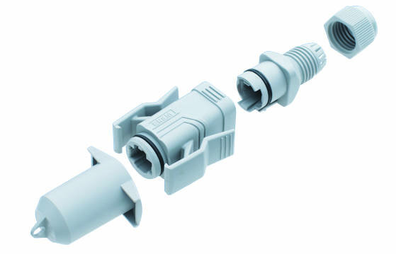 FM45 Connector Housing IP67, Type 06, - P/N 320691 / Matrix Global Networks