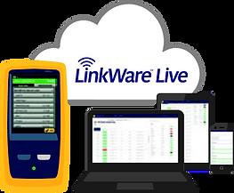 Fluke Networks Linkware Live