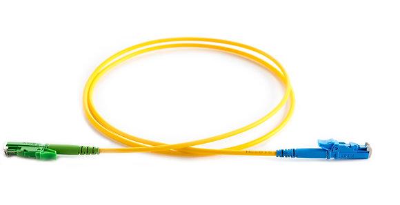 OS2 9/125 E2000/APC-E2000 Simplex Fibre Optic Patchcord