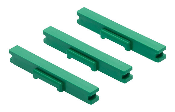 GOP Colour Spacer-Set, green  - P/N 814614 / Matrix Global Networks