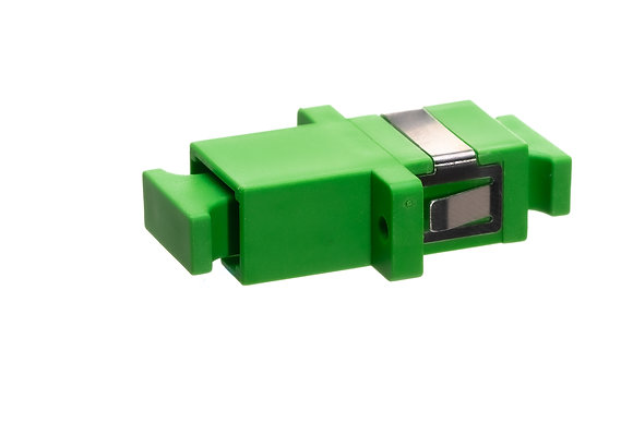 SC Singlemode APC Simplex Adaptors | Matrix Global Networks