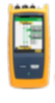 Fluke Faster Set Up Certifiber Pro