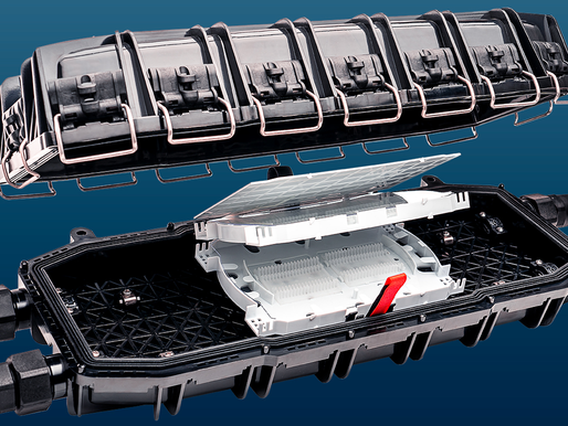 A Complete Range of Fibre Splice Enclosures suited to your application.