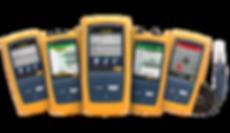 Versiv, Fluke, DSX 5000, DSX 8000, OTDr, CFP, FI-7000