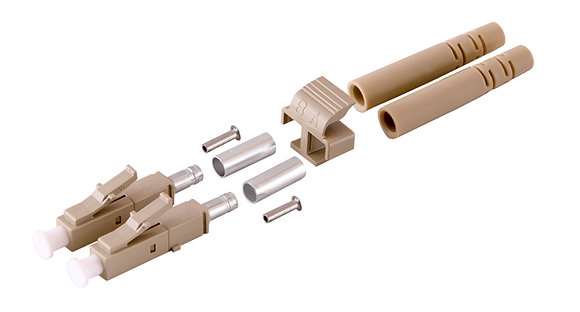 LC Multimode Duplex PC Connectors - 2mm / Matrix Global Networks