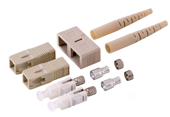 SC Multimode Duplex PC Connectors / Matrix Global Networks