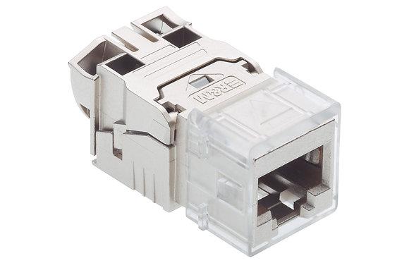 Connection Module Cat6A EL, 1xRJ45/s, adaptor No.1 - P/N 813520 / Matrix Global Networks
