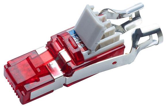 FM45 Connector Body Cat 6A, 4P, TIA 568-A/B - P/N 814569