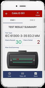 FI-3000 Pass and Fail testing
