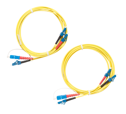 Duplex Singlemode Test Reference Cord (TRC) for LC Adaptor (2) / Matrix Global Networks