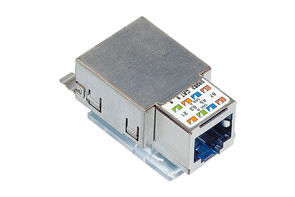 Connection Module Real10 Cat6, 1xRJ45/s - P/N 302372, 304327 / Matrix Global Networks