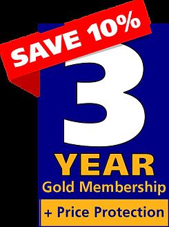 Fluke Networks 3 Year Fluke Gold Membership