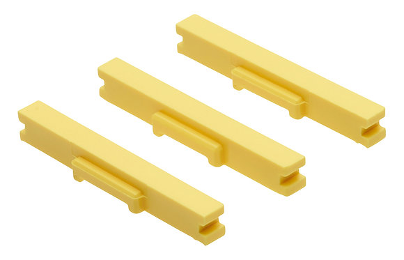 GOP Colour Spacer-Set, yellow  - P/N 814616 / Matrix Global Networks