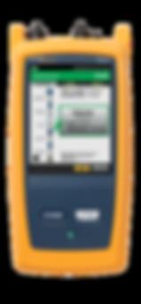 7x Faster Fluke Testing Optifiber Pro