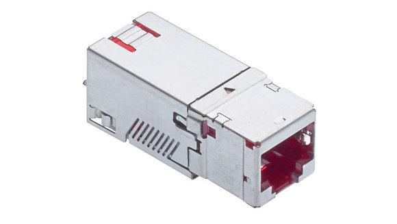 Connection Module Cat6A, 1xRJ45/s, Special - P/N 803927 & 510088 / Matrix Global Networks