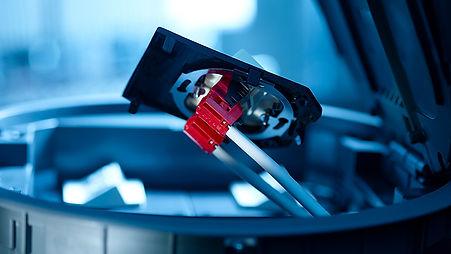 90° cable exit RJ45 connection module