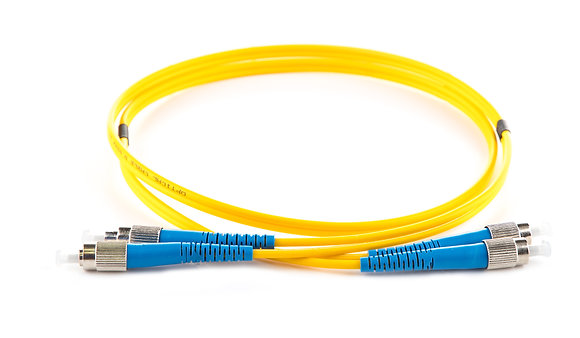 OS2 9/125 FC-FC Duplex Fibre Optic Patchcord