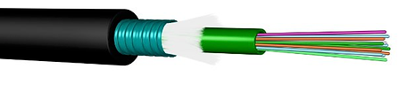 FastFibre Loose Tube CST Optical Fibre Cable
