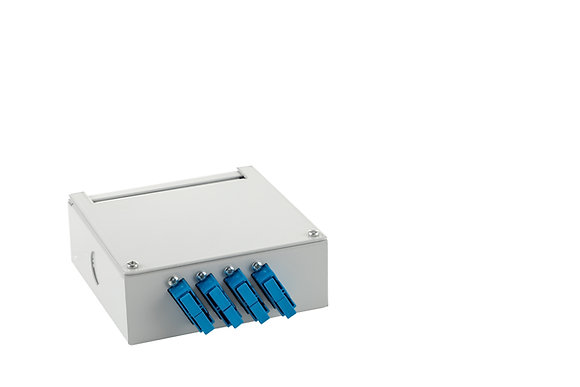 SC Duplex Wall Box Singlemode 8 Fibres | Matrix Global Networks