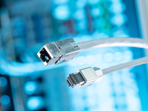 Cat. 8.1 Cabling System Certified