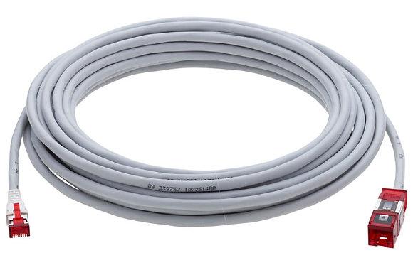 CP Cable, Cat6A, U/UTP, 4P, LSZH, RJ45/u-RJ45/u, 7.5m - P/N 804909 / Matrix Global Networks
