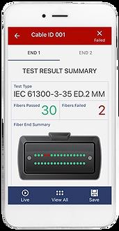 MPO FI-3000 Results