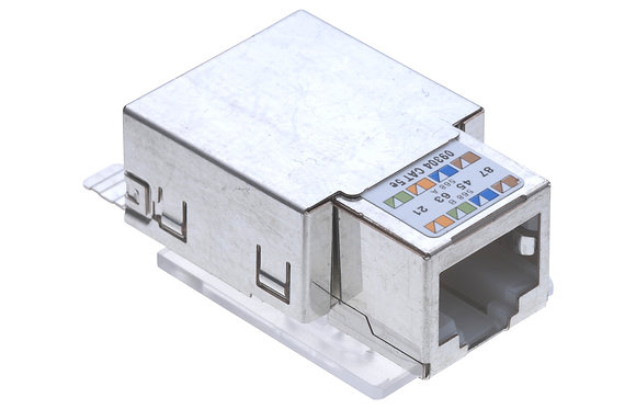 Connection Module Cat5e, 1xRJ45/s, Freenet - P/N 925370 & 304325 / Matrix Global Networks