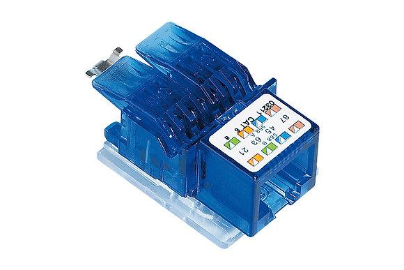 Connection Module Cat6, 1xRJ45/u - P/N 302373, 304328 / Matrix Global Networks