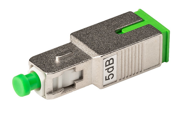 Attenuator - SC/APC Female - Male
