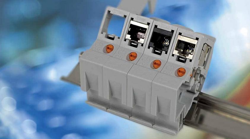 DRM45 Din Rail Adaptor