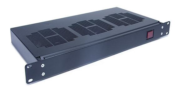 Rack Mount Fan Tray - 1U | Matrix Global Networks