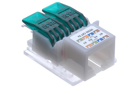Connection Module Cat5e, 1xRJ45/u, Freenet, UTP - P/N 925371 & 304326 / Matrix Global Networks