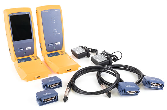 DSX-8000 Cable Analyzer - Copper Certification / Matrix Global Networks