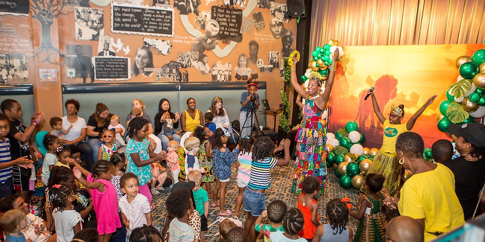 Rise +Rhyme w/Culture Queen @Busboys and Poets Anacostia
