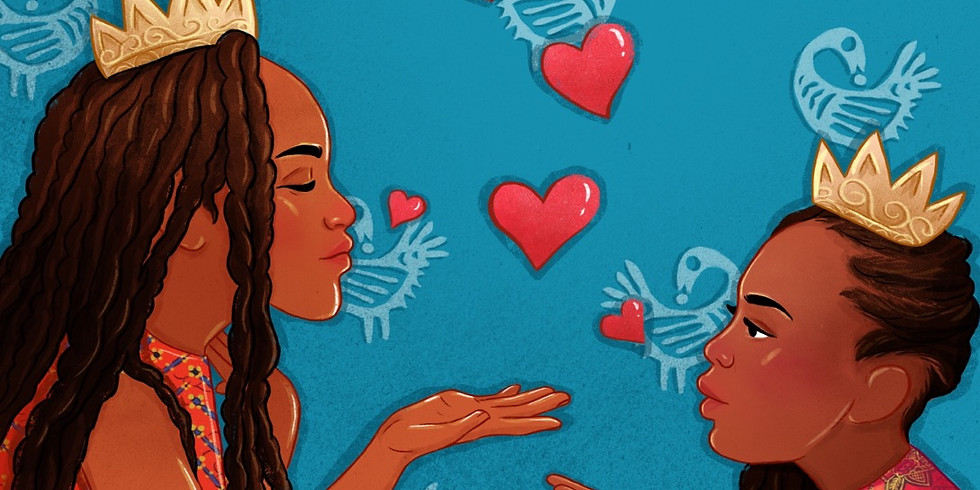 Museum Kids Club: Black Love Family Day w/ Culture Queen