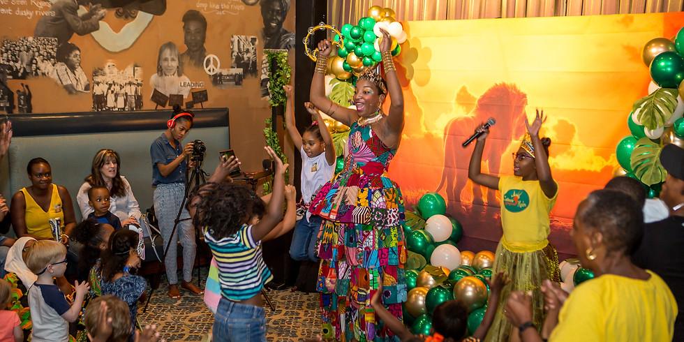 Rise + Rhyme w/ Culture Queen @ Busboys & Poets Takoma