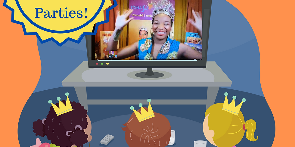 On The Screen w/ Culture Queen @ Arapahoe Library Virtual Show (Registration Required)