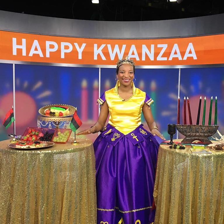 Kwanzaa Live w/Culture Queen @ Anne Arundel County Public Library