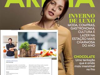 Costela Prensada – Revista Arena