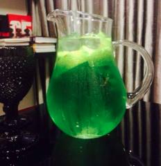 Receita: água aromatizada de maçã verde com hortelã
