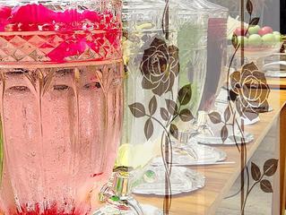 Receita: água de rosas com mel de laranjeira