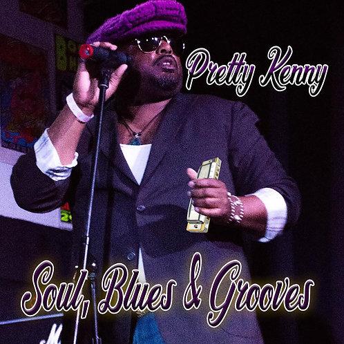 Soul Blues & Grooves CD