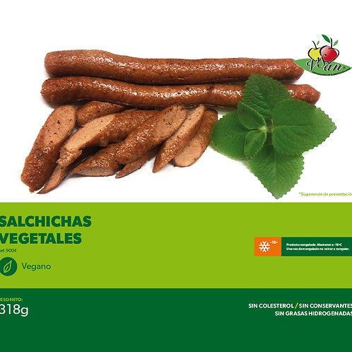 SALCHICHAS VEGETALES - VEGESAN 318g