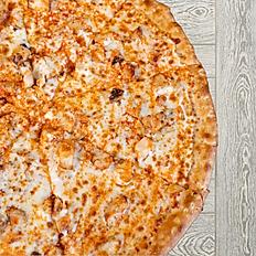 Frank Buffalo Chicken Pizza